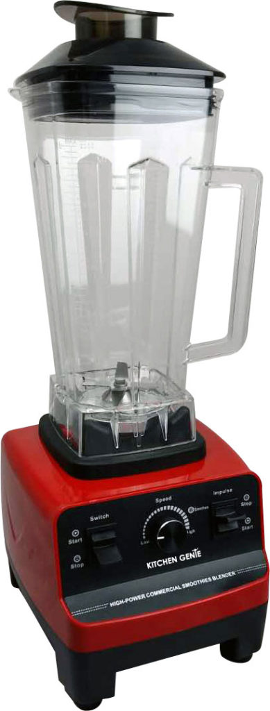 Kitchen Genie 1500W High Performance Blender