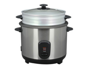 Kitchen Genie 10 Cup Rice Cooker & Steamer