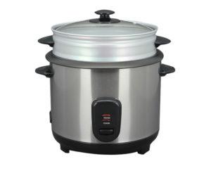 Kitchen Genie 10 Cup Rice Cooker & Steamer