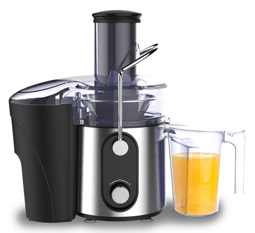 Which Juicer Extracts The Most Juice ~ Power juicer litre w kitchen genie