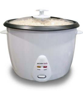 Kitchen Genie 16 Cup Family Rice Cooker